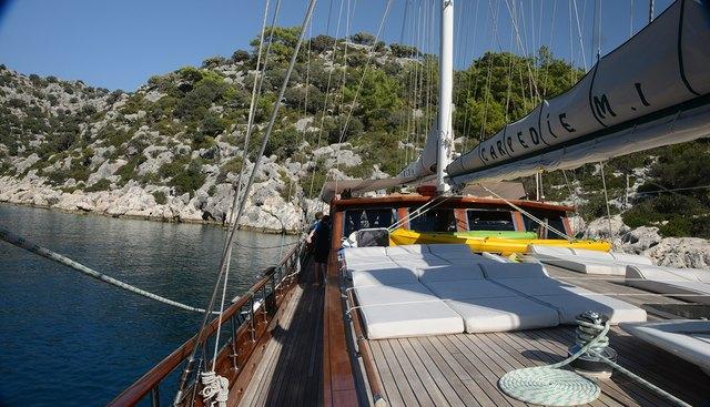 Carpe Diem I Charter Yacht - 4
