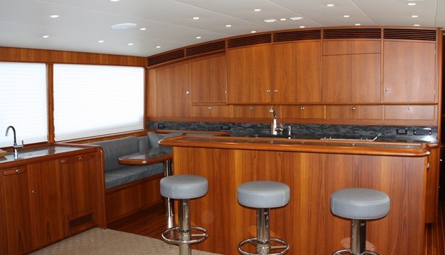 Game On Charter Yacht - 4