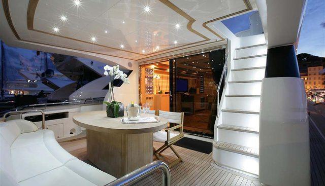 Blue Angel Charter Yacht - 4