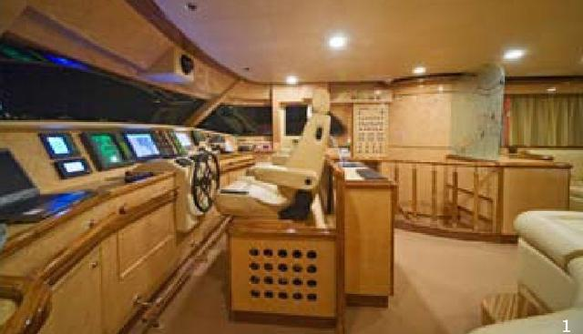 Ladies First Charter Yacht - 4