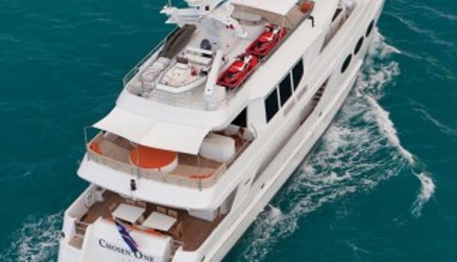 Chosen One Charter Yacht - 7