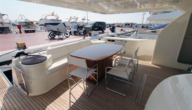 Annouka Charter Yacht - 2