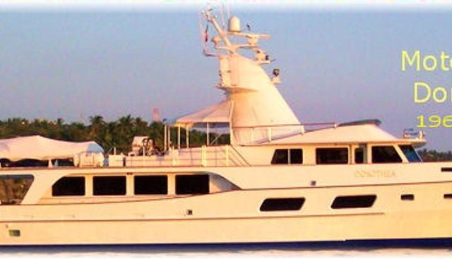 Dorothea Charter Yacht - 2