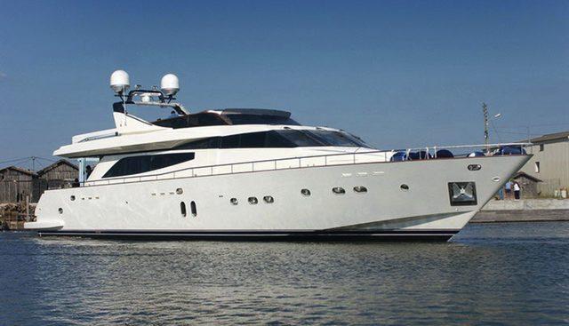 Blue Deep Charter Yacht - 2