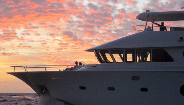 Adams 92' Charter Yacht - 2