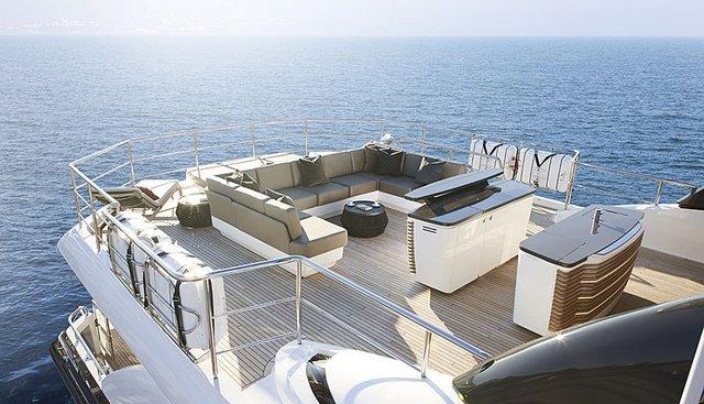 Restless Charter Yacht - 4
