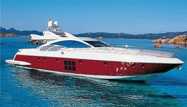 The Flash Charter Yacht - 2