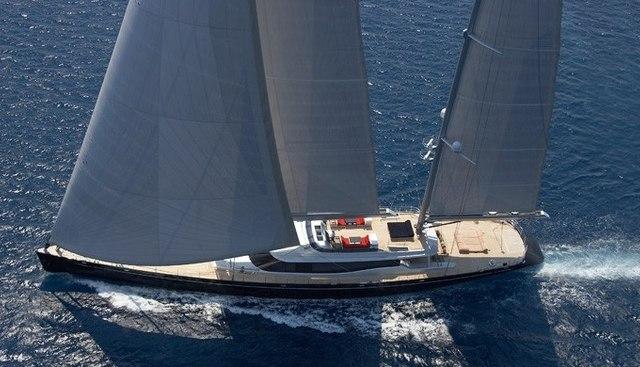 Nirvana Formentera Charter Yacht