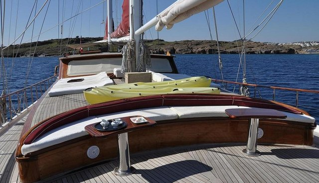 Palmyra Charter Yacht - 4