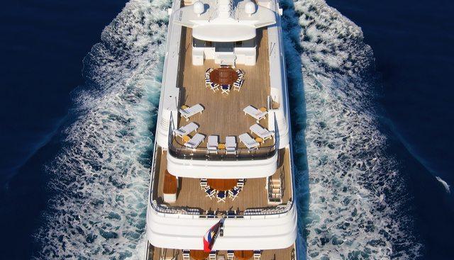 Diamond Charter Yacht - 3