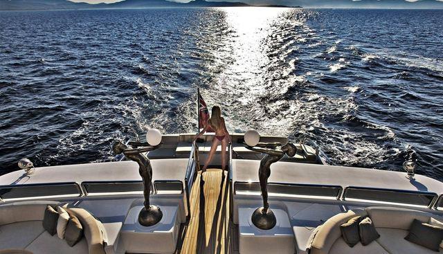 Lady A Charter Yacht - 4