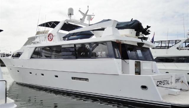 Northern Spirit Charter Yacht