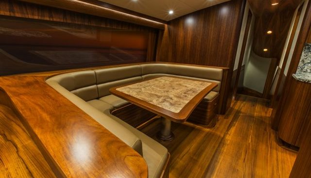 Reel Wheels II Charter Yacht - 5