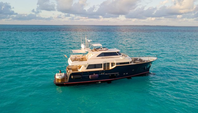 Nomada Charter Yacht