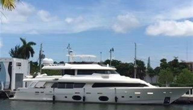 Se7en Charter Yacht - 2