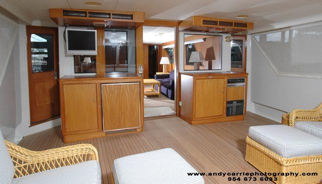 Encore V Charter Yacht - 3