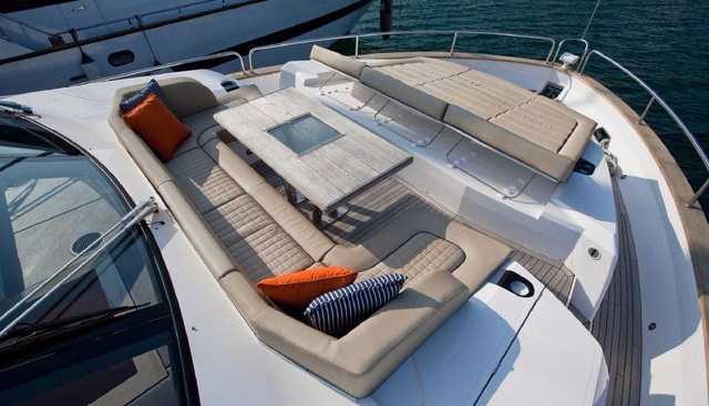 Mystery King Charter Yacht - 2
