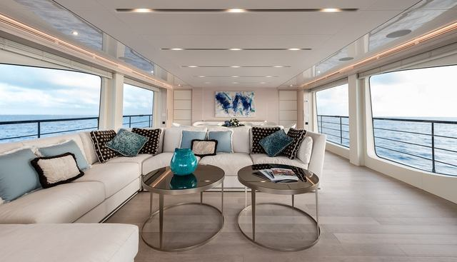 Taboo of the Seas Charter Yacht - 7