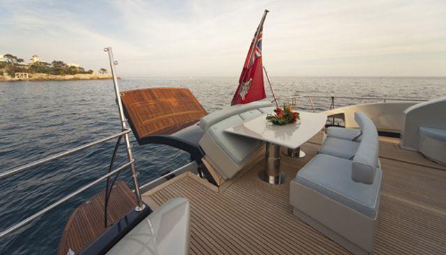 Irina Esc Charter Yacht - 4