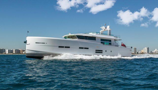 Chreedo Charter Yacht