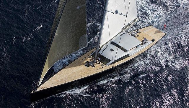 Saudade Charter Yacht