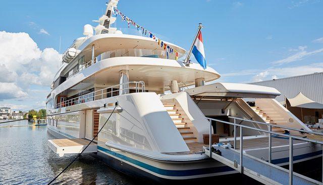 Samaya Charter Yacht - 4