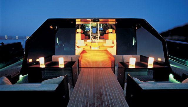 Galeocerdo Charter Yacht - 3