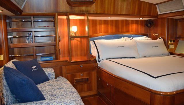 Luna Danns Charter Yacht - 7