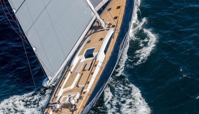 Wolfhound Charter Yacht - 5