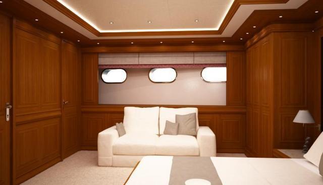 Antinea Charter Yacht - 3