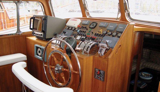 Lamadine Charter Yacht - 2