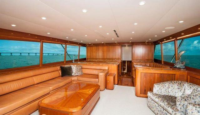 Remain Calm Charter Yacht - 4