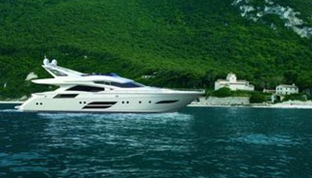 Fashion Style Charter Yacht - 4