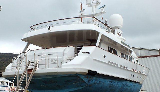 Ras Charter Yacht - 2