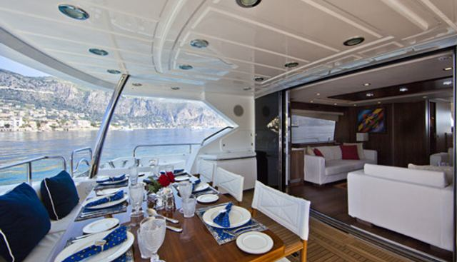 Jess Sea Charter Yacht - 6