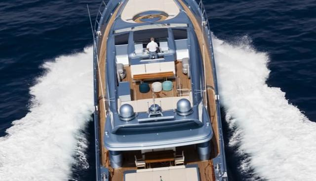 55 Fiftyfive Charter Yacht - 5