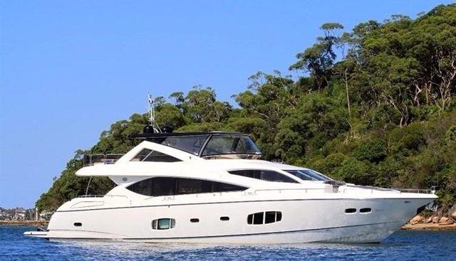 Poppy Star Charter Yacht