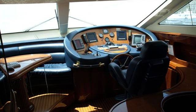 Daphne Charter Yacht - 4