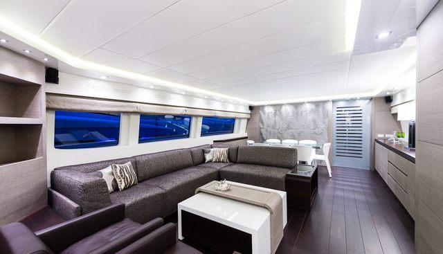 Efficient Propulsion Charter Yacht - 4