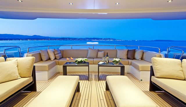 Seven S Charter Yacht - 3