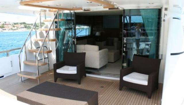 Squadron 78 Charter Yacht - 4