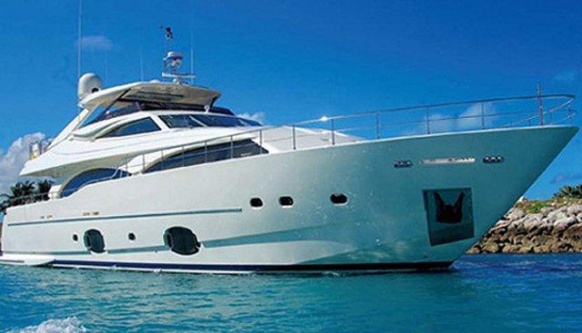 Carolina Charter Yacht - 2
