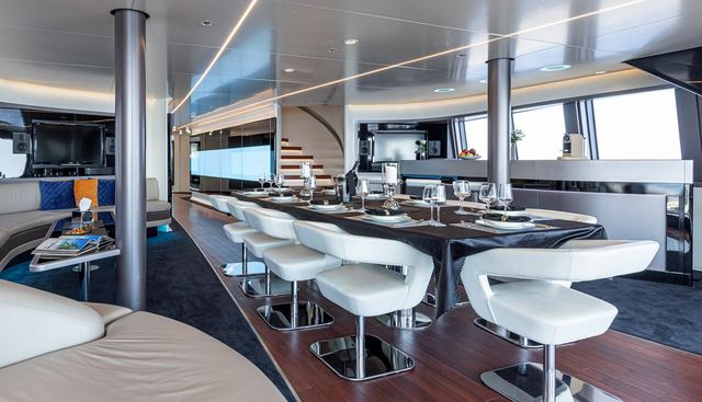 Royal Falcon One Charter Yacht - 8