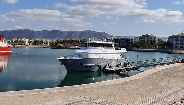 Dubai Moon Charter Yacht - 3