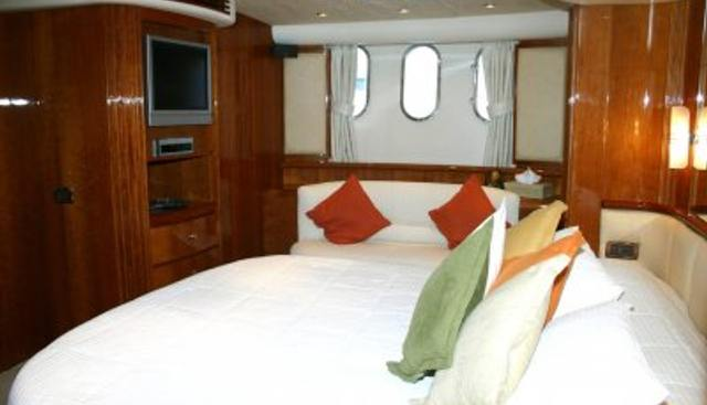 Time Out Charter Yacht - 4