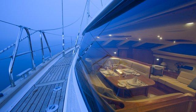 Tilly Mint Charter Yacht - 2