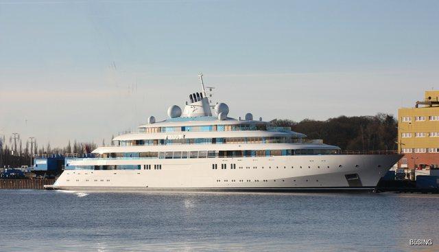 Golden Odyssey Charter Yacht