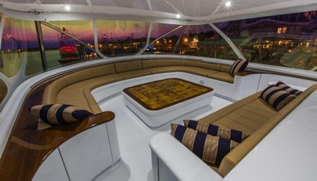 Reel Wheels II Charter Yacht - 2