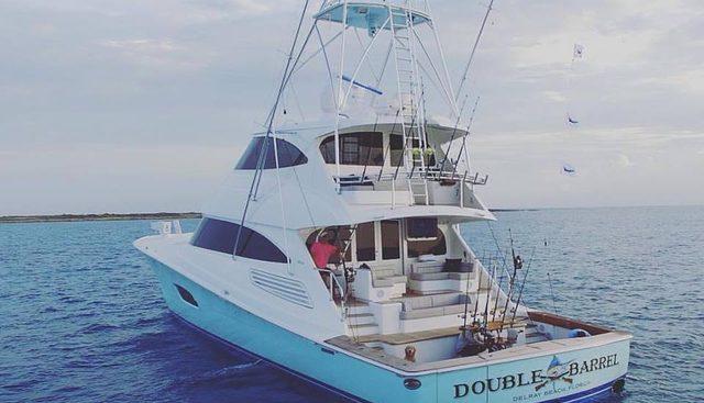 Double Barrel Charter Yacht - 2