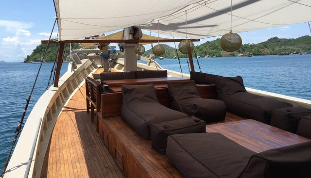 Nyaman Boat Charter Yacht - 2